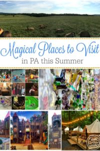Magical Places to Visit in PA this Summer