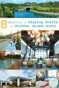 Benefits to Staying Onsite at Universal Orlando Resort