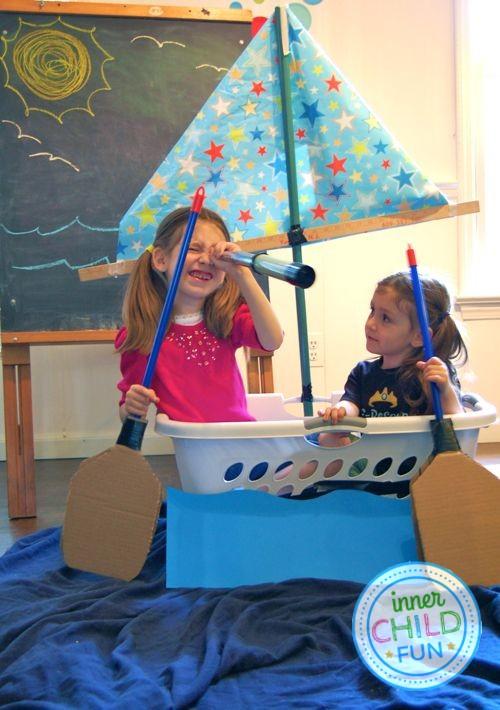Talk Like a Pirate Day Activities for Kids
