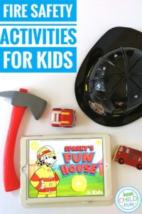 The Best Fire Safety Activities for Kids