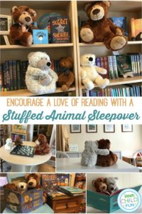 How to Host a Stuffed Animal Sleepover