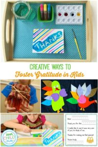 Creative Ways to Foster Gratitude in Kids