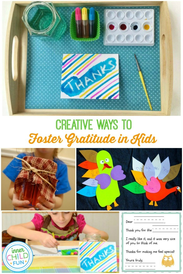Creative Ways to Foster Gratitude in Kids