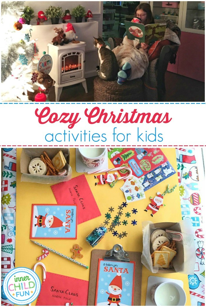 Cozy Christmas Activities for Kids
