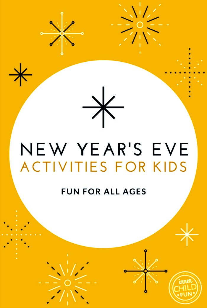 Best New Year's Eve Activities for Kids