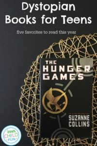 Dystopian Books for Teens – 5 Favorites