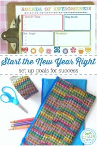 Projects to Start the New Year RIGHT!