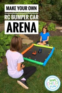 How to Make an RC Bumper Car Arena