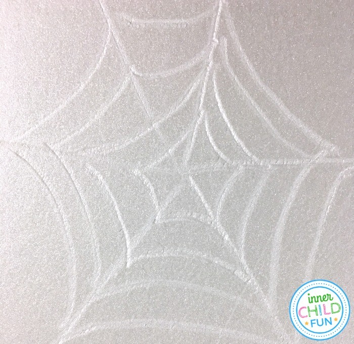 Spider Art Project for Kids