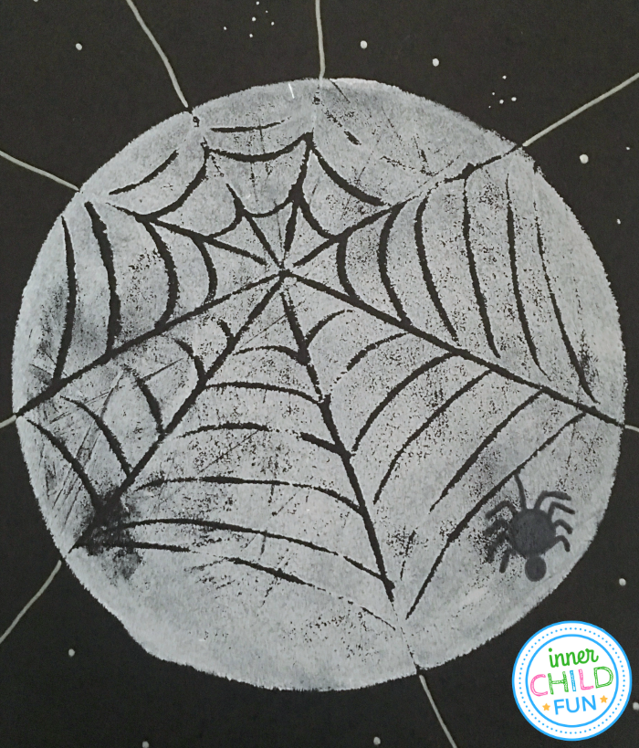 Best Spider Crafts for Kids - easy spider art