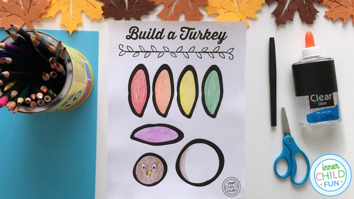 Thanksgiving Turkey Craft (EASY)
