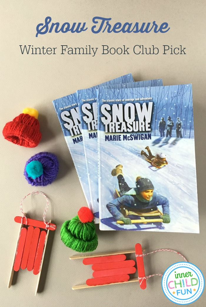 Snow Treasure - Book and Crafts for Ages 8 and Up