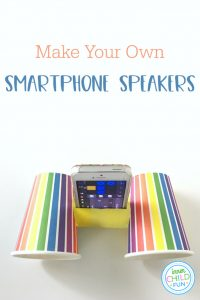 Make Your Own Smartphone Speakers