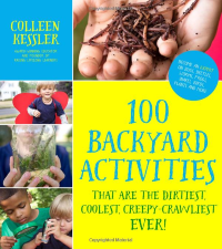 5 Kids Activities Books Every Parent Should Own - 100 Backyard Activities