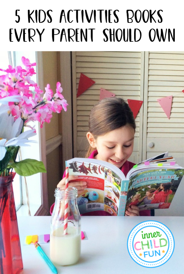 5 Kids Activities Books Every Parent Should Own