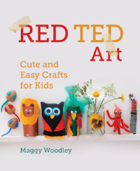 5 Kids Activities Books Every Parent Should Own - Red Ted Art