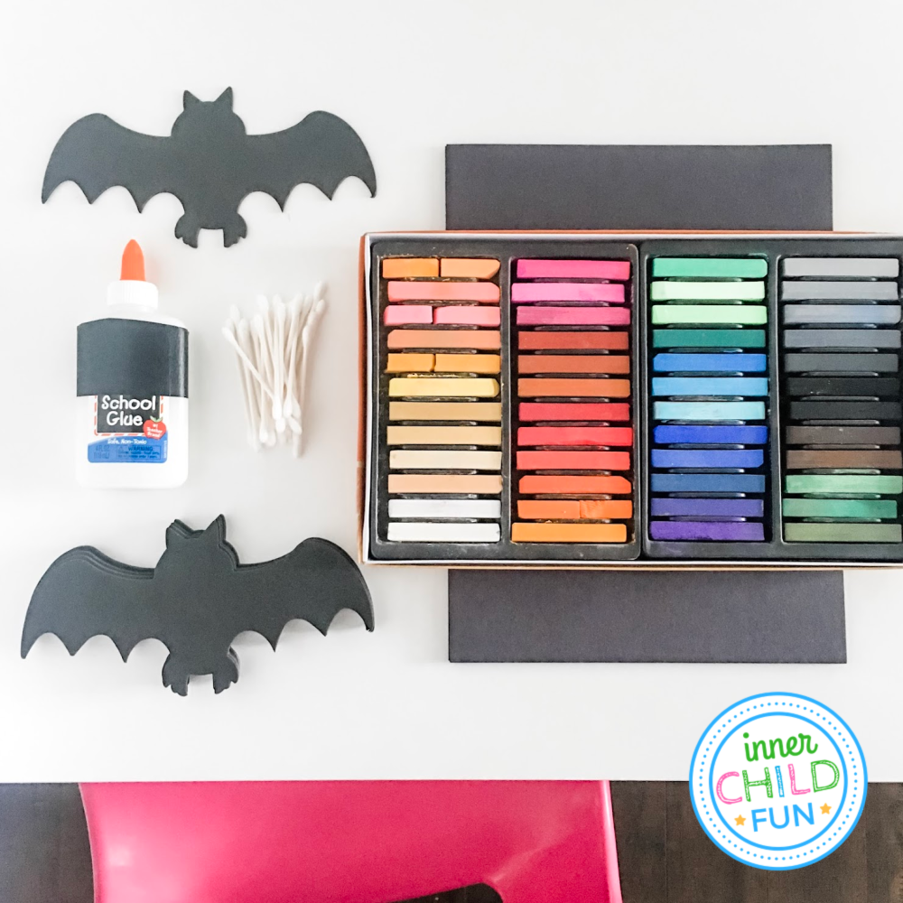 Easy Halloween Art Project for Kids