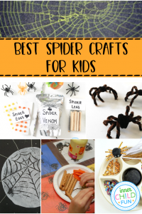 Best Spider Crafts for Kids