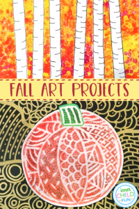 Fall Art Projects Kids Can Make With Stunning Results