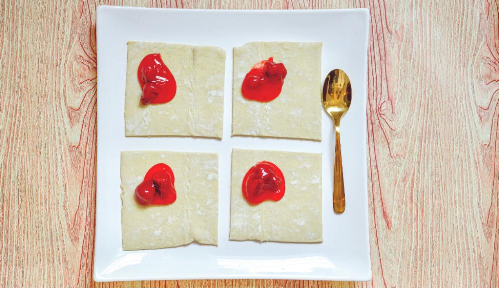 Strawberry Turnover Treats
